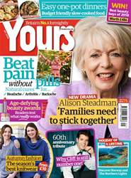Yours issue 9th October 2018