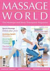 Massage World 101 issue Massage World 101