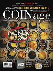 COINage issue November 2018