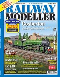 Railway Modeller issue November 2018