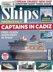 Ships Monthly issue November 2018