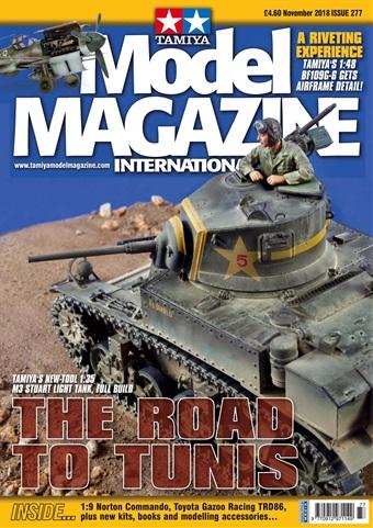 Tamiya Model Magazine issue 277