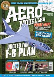 AeroModeller issue 060 Nov 18