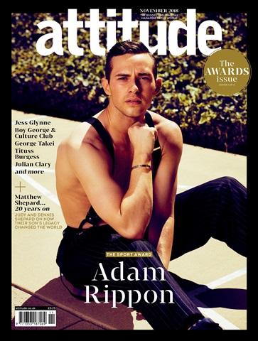 Attitude issue November 2018