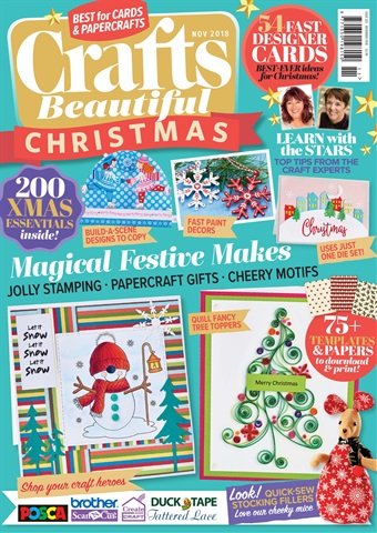Crafts Beautiful issue Nov-18