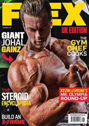 Flex Magazine issue November 2018