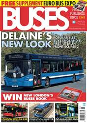 Buses Magazine issue   November 2018