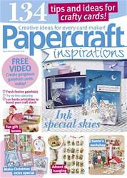 Papercraft Inspirations issue December 2018