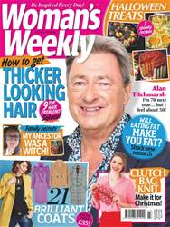 Womans Weekly issue 23rd October 2018