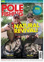 Pole Fishing issue November 2018