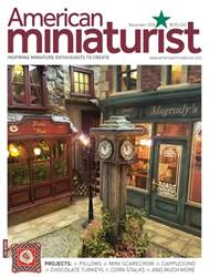 American Miniaturist issue November 2018