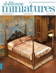 Dollhouse Miniatures issue Issue 66