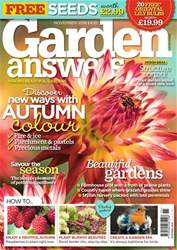 Garden Answers issue November 2018