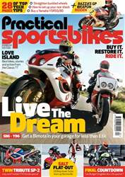 Practical Sportsbikes issue November 2018