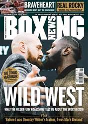 Boxing News issue 09/10/2018