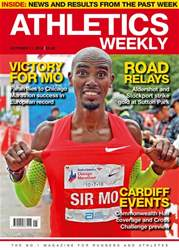 Athletics Weekly issue 11 October 2018