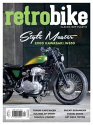 Retrobike issue RCBE #32 SPRING 18