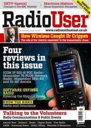 Radio User issue November 2018