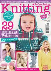 Knitting & Crochet issue November 2018
