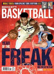 Beckett Basketball issue November 2018