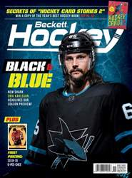 Beckett Hockey issue November 2018