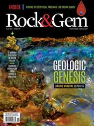 Rock & Gem Magazine issue November 2018