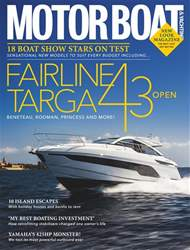 Motorboat & Yachting issue November 2018