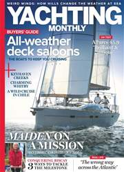 Yachting Monthly issue November 2018