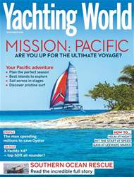 Yachting World issue November 2018