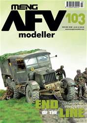 Meng AFV Modeller issue OCT