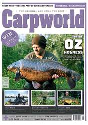 Carpworld issue November 2018