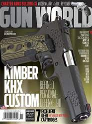 Gun World issue November 2018