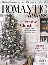 Romantic Homes issue November 2018