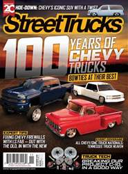 Street Trucks issue November 2018