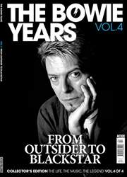 The Bowie Years issue Bowie Years Vol 4