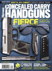 Concealed Carry Handguns issue Winter 2018