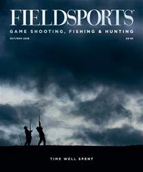Fieldsports issue OctoberNovember 2018