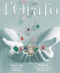 l'Orafo Italiano issue October/November 2018
