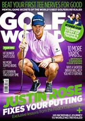 Golf World issue December 2018