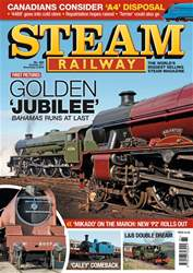 Steam Railway issue Issue 485