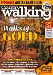 Country Walking issue November 2018