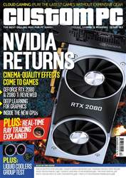 Custom PC UK issue December 2018