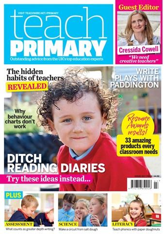 Teach Primary issue V.12 No.7