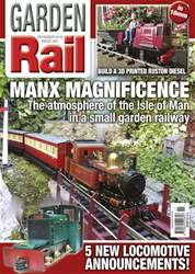 Garden Rail issue November 2018