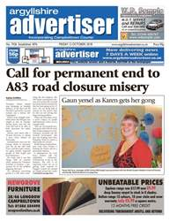 Argyllshire Advertiser issue 12/10/18