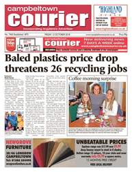 Campbeltown Courier issue 12/10/18
