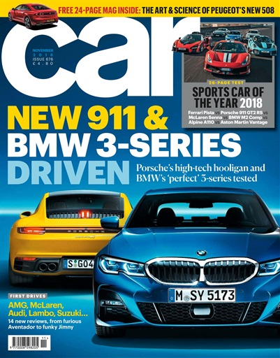 Car Magazine November 2018 Subscriptions Pocketmags