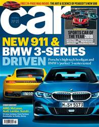 Car issue November 2018