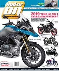Motoron issue Motoron Ekim 2018