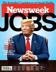 Newsweek International issue 19th October 2018